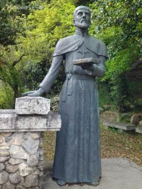 山口ザビエル記念聖堂2