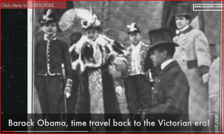 19世紀のオバマ