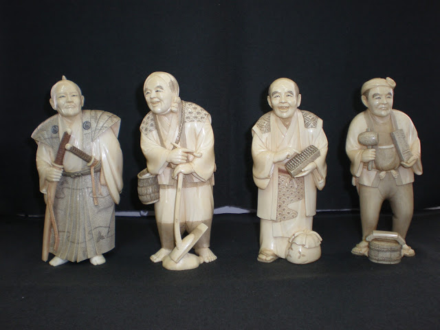 netsuke classes