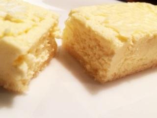 ライザップチーズケーキ中身