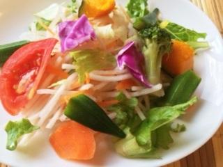 ごろっと野菜皿盛り