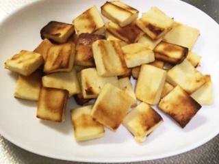 凍り豆腐おやつ皿