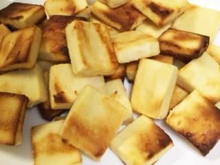 凍り豆腐おやつ皿2