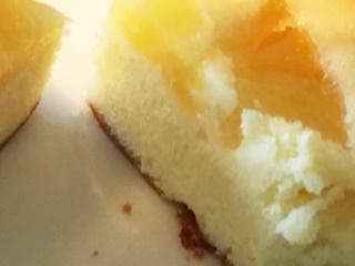 パインケーキ中身