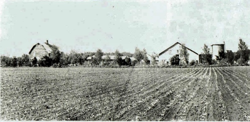 昭和戦前期 宇納牧場