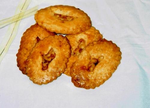 出納家 家伝のクッキー