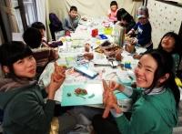 こども絵画造形教室キッズ・アトリエ 西東京市 武蔵野市 ウッディー粘土