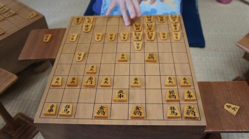 7村田女流指導対局の図