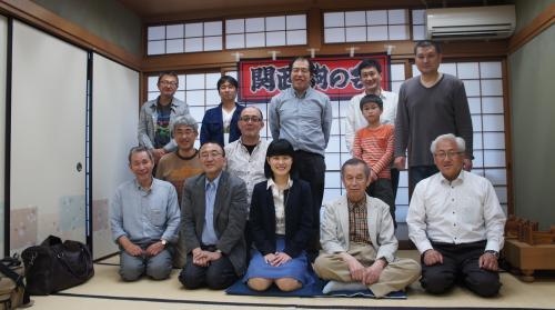 10関西駒の会集合写真