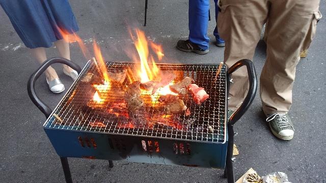 焼肉パーティー5281