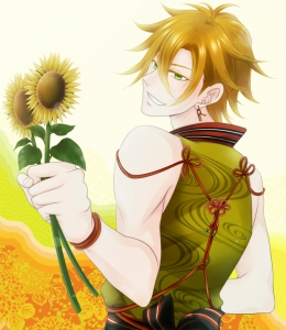 花-夏・向日葵