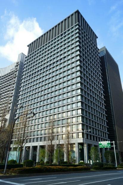 日本生命丸の内ガーデンタワー - 超高層ビルと風景写真のきりぼう