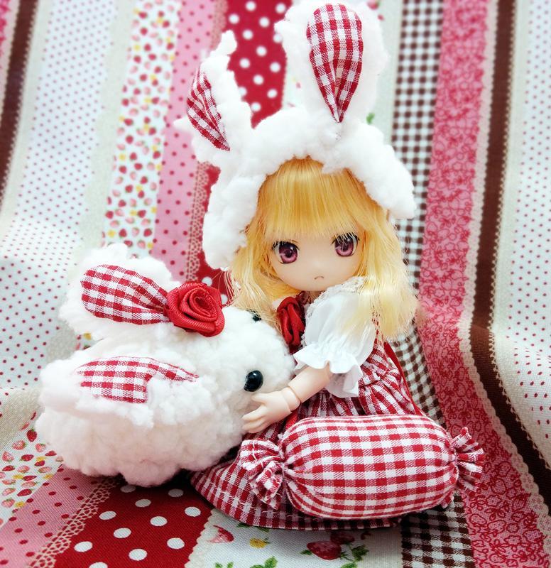 Sweet Rabbit Set 1