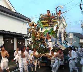 筑前木屋瀬祇園祭