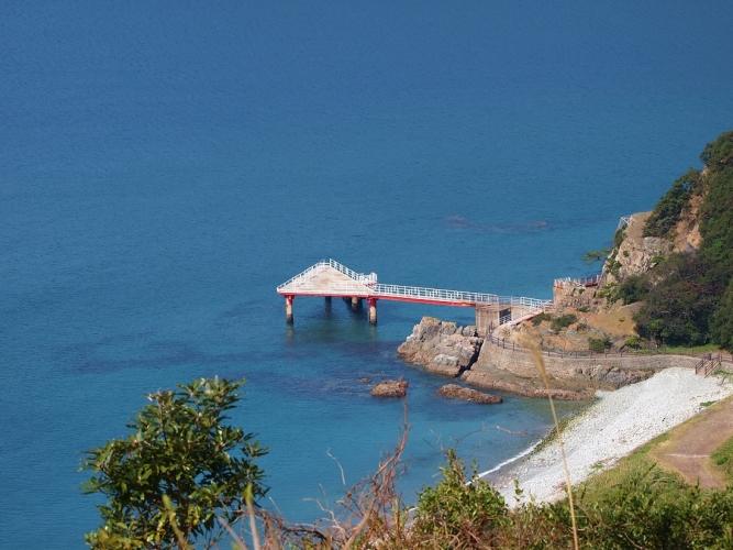 釣り桟橋 2
