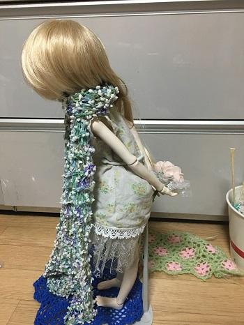 20160602 球体関節人形 ポーズ