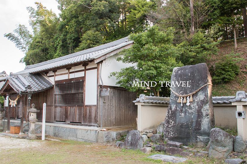 甘橿坐神社