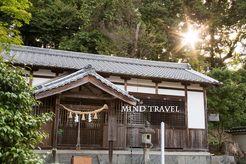 甘橿坐神社2