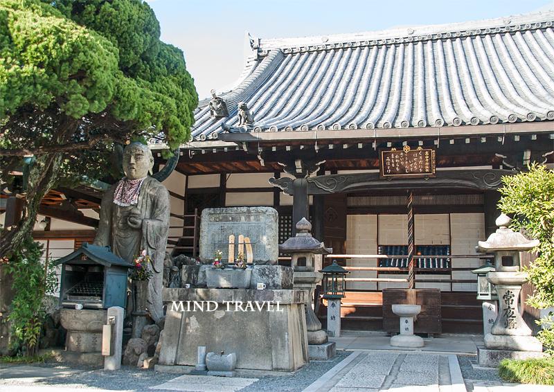 高山寺 石仏