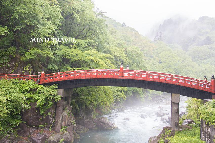 二荒山神社 本社 神橋