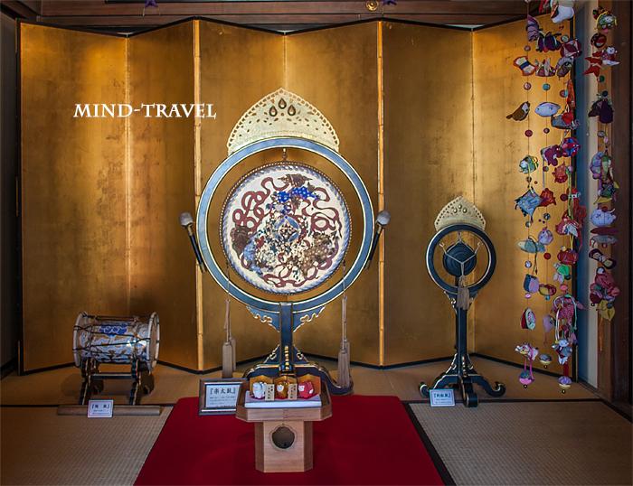 織姫神社 太鼓