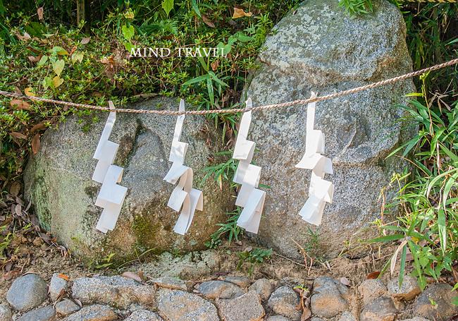 飛鳥坐神社 陰陽石