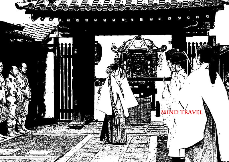 杭全神社 夏祭 (全興寺)