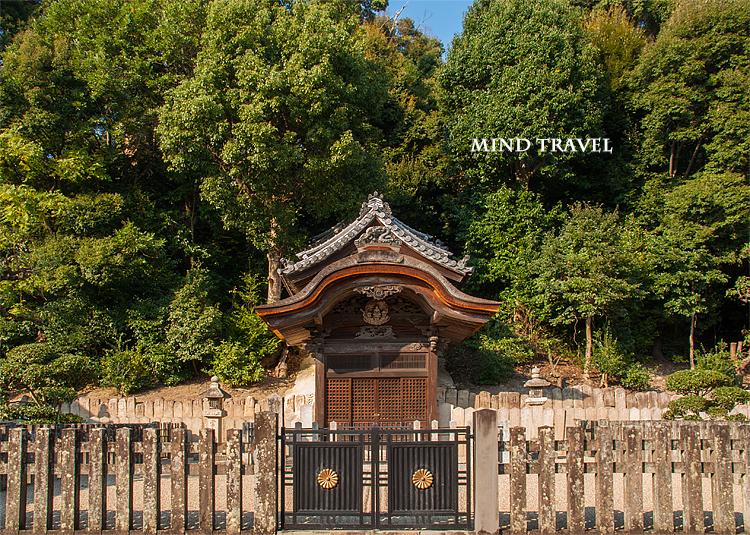 叡福寺 太子廟