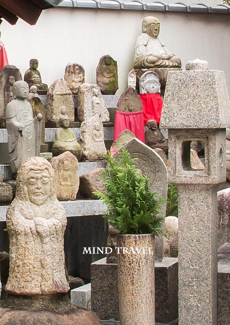 四天王寺 達磨像