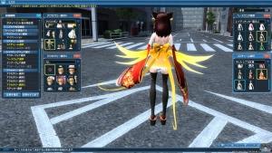 PSO2 クリスリボン 黄