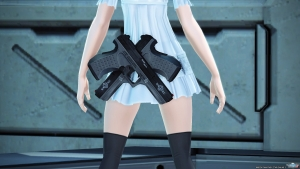 【PSO2】☆13双機銃 ワルキューレR25