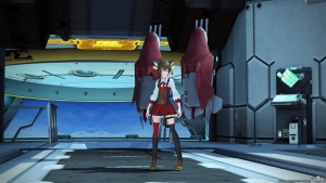 【PSO2】☆13鋼拳 幻創艦砲甲