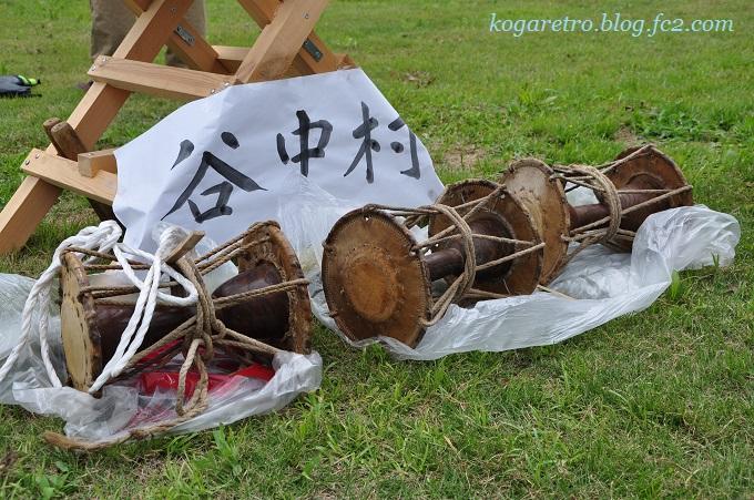 谷中村の神輿4