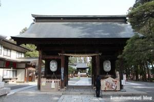 浅間神社(笛吹市一宮町一ノ宮)14