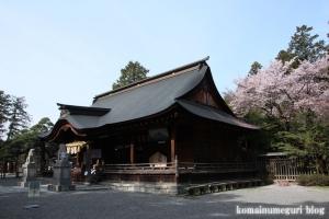 浅間神社(笛吹市一宮町一ノ宮)25