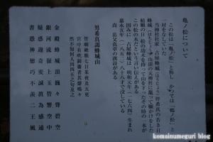 浅間神社(笛吹市一宮町一ノ宮)60