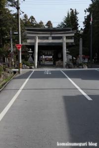 浅間神社(笛吹市一宮町一ノ宮)11