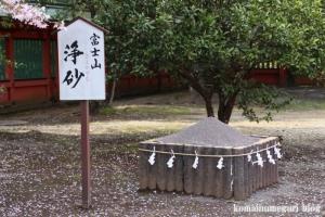 富士山本宮浅間大社(静岡県富士宮市宮町)63