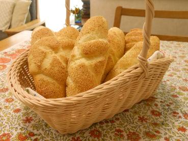201605 さつまいものパン①