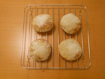201607 蕎麦粉のポケットパン