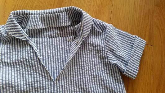 プチマリンシャツ