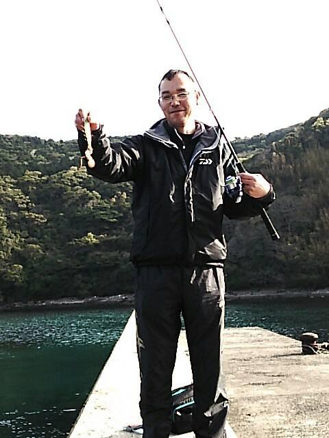 平戸エギング1