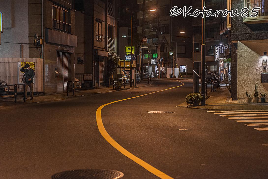 深夜の吉原を歩く その1 (3)