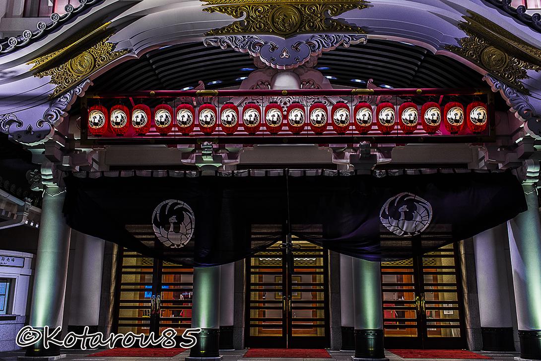 休日の歌舞伎座4 20160516