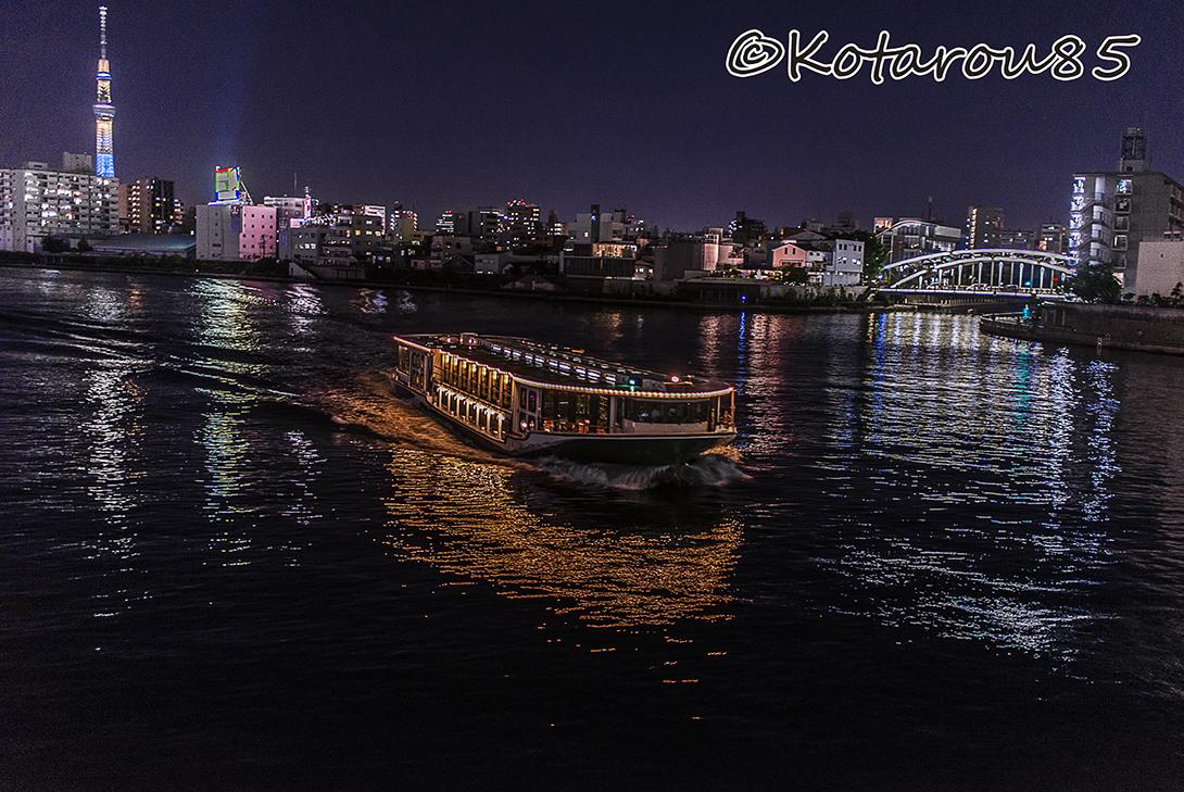隅田川クルージング 20160518