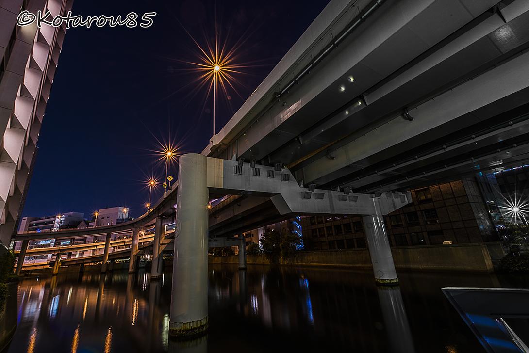 日本橋川 20160610