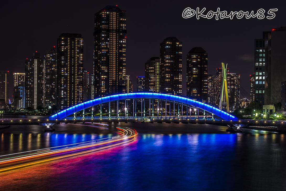 永代橋光彩 20160627