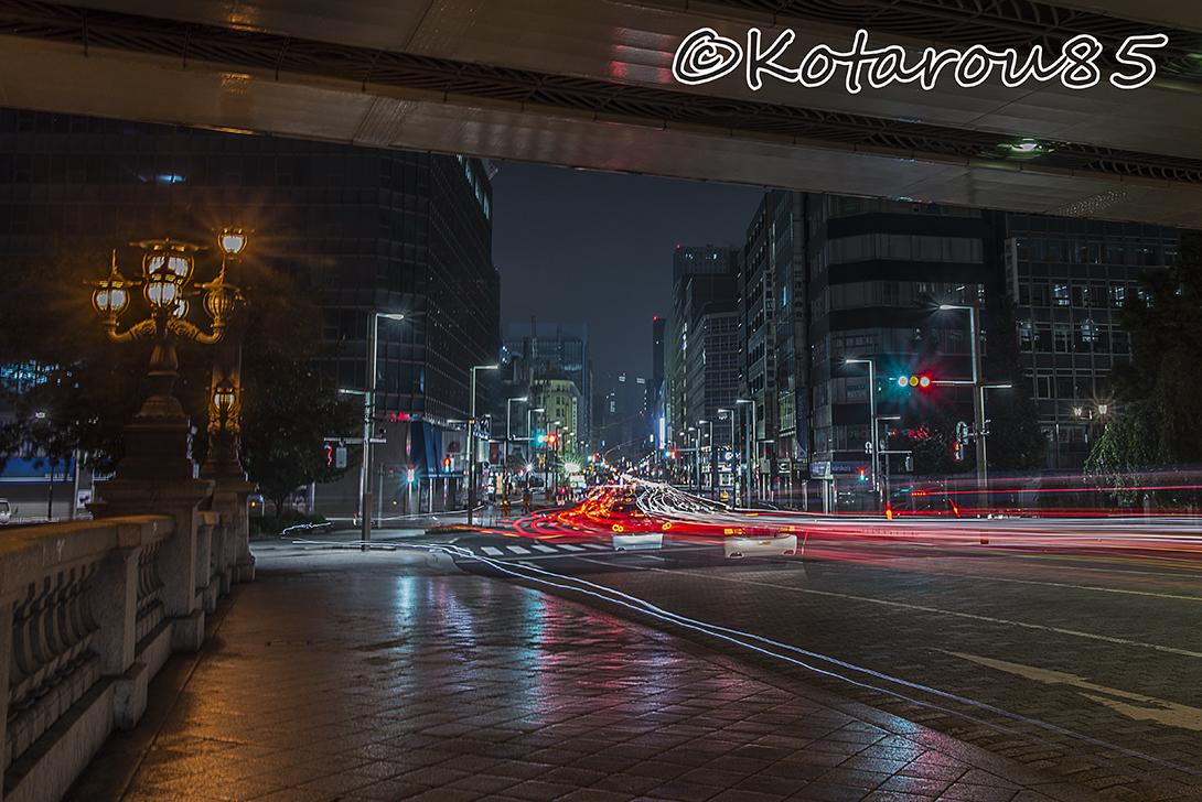 未明の日本橋 20160707