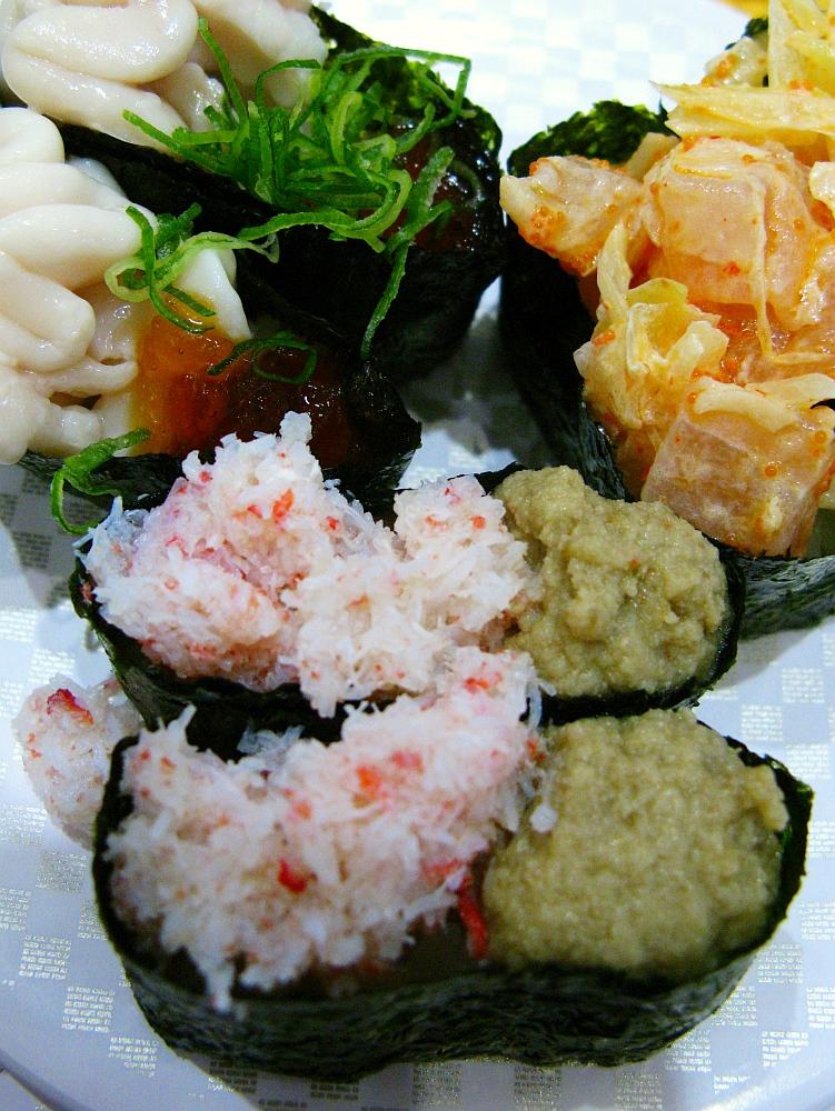2015_12_31黒川:魚べい- (57かにみそ