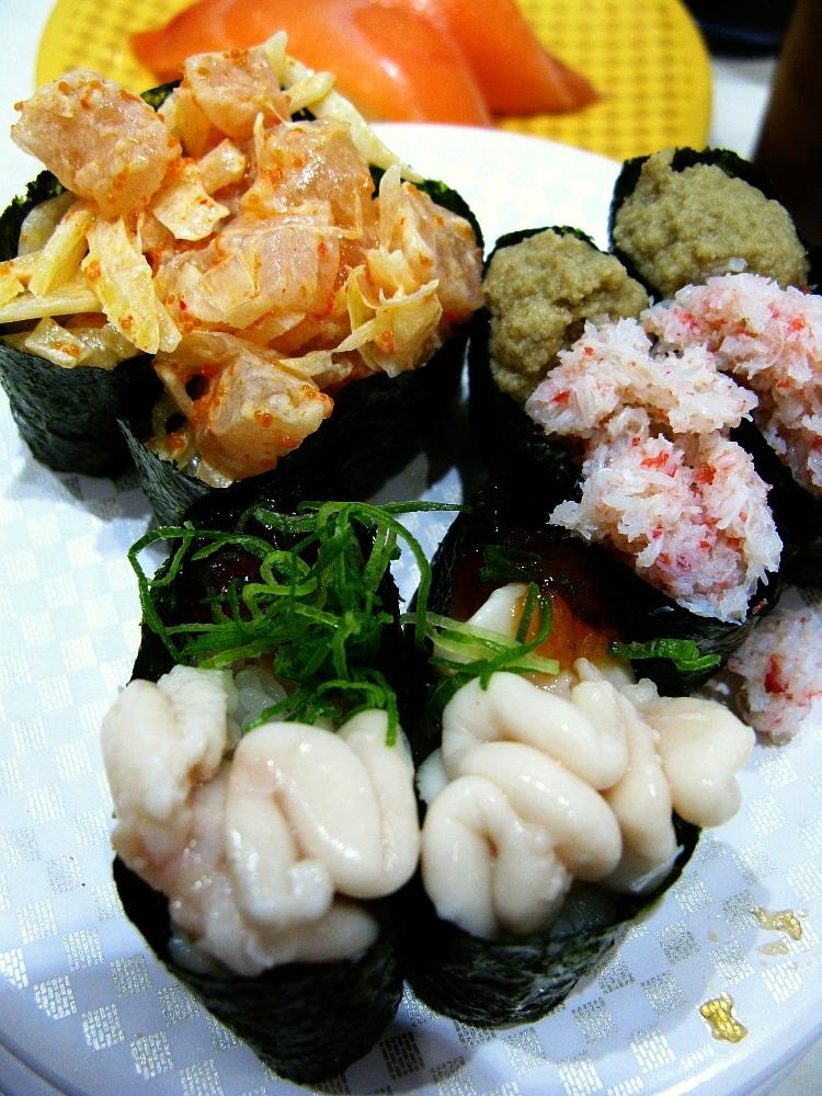 2015_12_31黒川:魚べい- (55真鱈白子ぐんかん